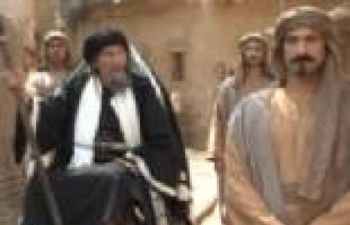 """الحلقة (16) من """"خيبر"""": المسلمون يحفرون """"خندقًا"""" لمواجهة الكفار"""