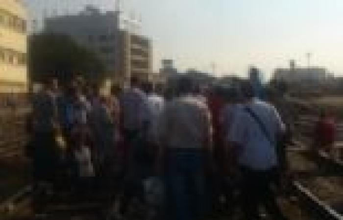 «الغربية»: الأهالى يوقفون القطارات ويقبضون على إخوان مسلحين