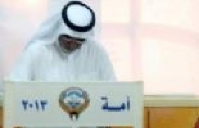 439 ألف كويتي يختارون مجلس الأمة عبر الاقتراع في خمس دوائر تضم 457 لجنة
