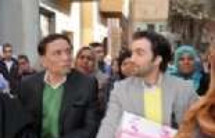 """الحلقة (17) من """"العراف"""": القبض على عادل إمام"""