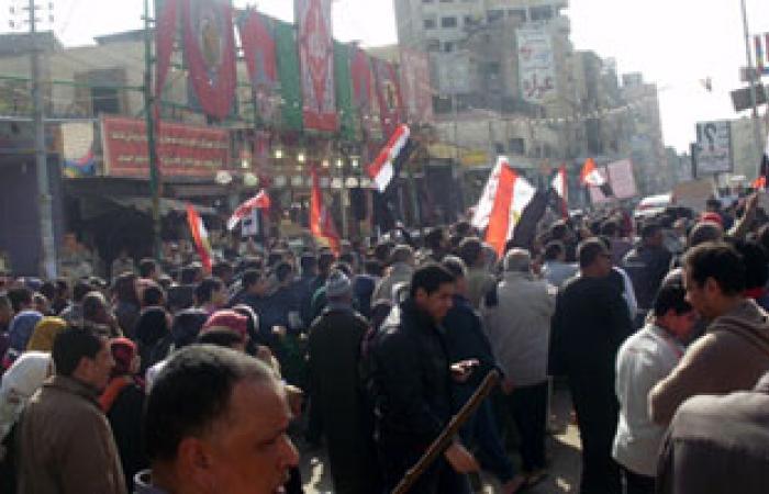 مصرع مواطن فى اشتباكات كفر الزيات بين بلطجية وأنصار مرسى