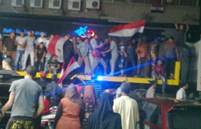 """السيطرة على اشتباكات بين أهالى ومؤيدى """"مرسى"""" بالمنوفية"""