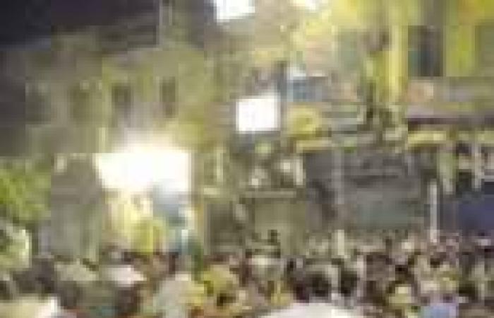 إصابة ثلاثة أشخاص باشتباكات بين مؤيدين ومعارضين للرئيس السابق في المنوفية