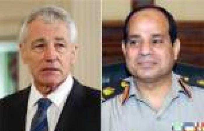 «هاجل»: أمريكا تعتزم المضي قدمًا في إجراء مناورات «النجم الساطع» في مصر