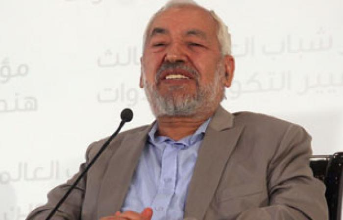 الغنوشى يقول إنه متمسك بالعريض رئيسا للوزراء فى تونس