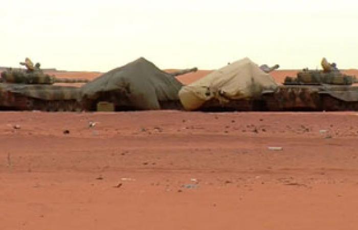 الجيش الجزائرى يصادر أسلحة وذخائر جنوب شرق البلاد