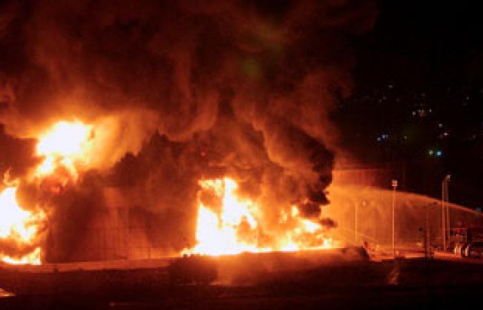 سقوط 3 صواريخ قرب الكلية الحربية والقصر الرئاسى بلبنان
