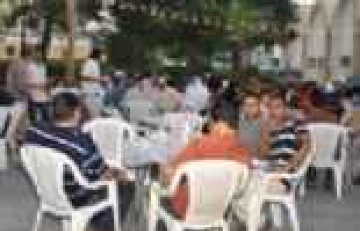 المنطقة الغربية العسكرية تقيم حفل إفطار مع عمد ومشايخ السلوم وبراني وسيوة
