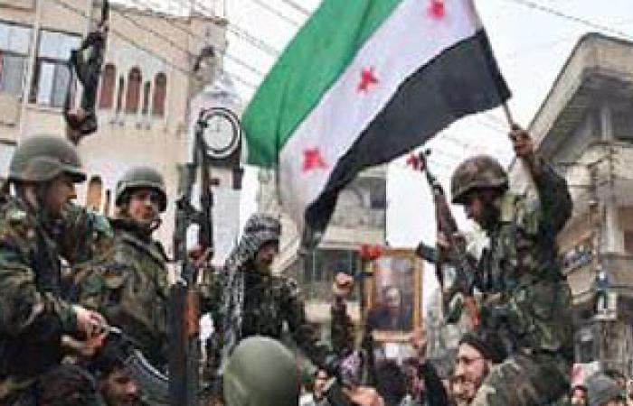 بدء عملية اقتحام السجن المركزى فى حلب