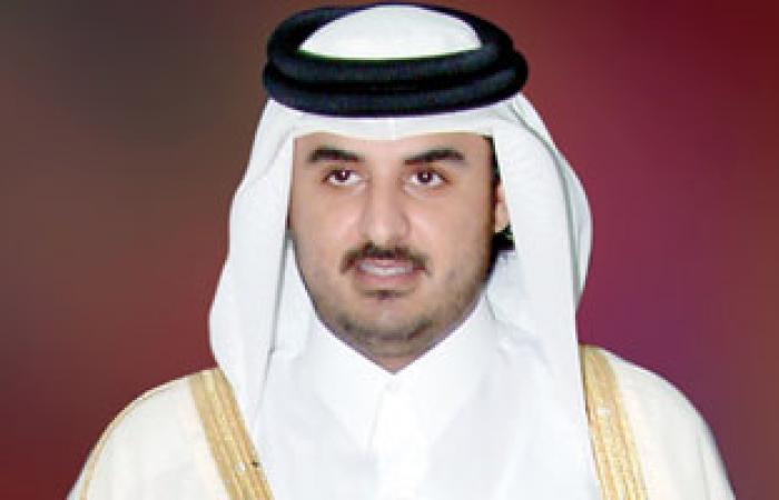 أمير قطر يصل إلى السعودية