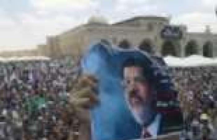 """مسيرة إخوانية تضم الآلاف في المنصورة.. والأهالي يقيمون كمائن لمنع التوجه إلى """"رابعة"""""""