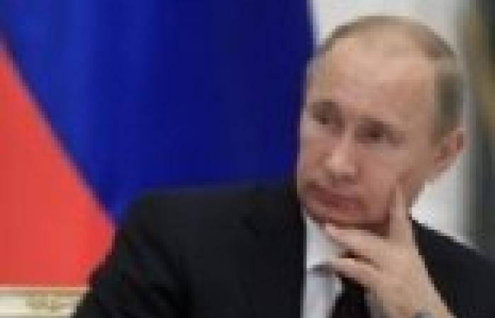 """""""الخارجية"""" تنفي الترتيب لزيارة الرئيس الروسي فلاديمير بوتين"""