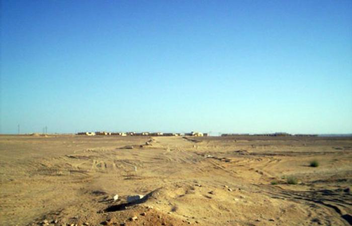 بالصور.. قرى الظهير الصحراوى فى بنى سويف تسكنها الأشباح