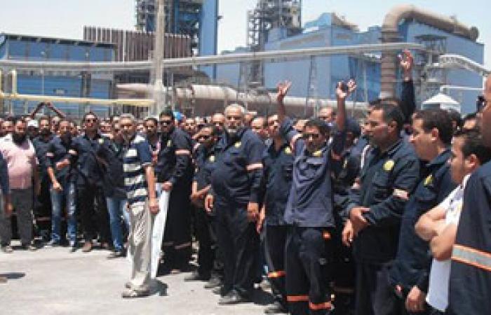 أزمة بشركة السويس للصلب بعد محاولات تشغيل المصانع بالقوة