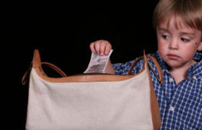 مفهوم السرقة لدى الأطفال
