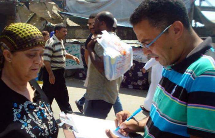 """حزب الدستور بالإسكندرية يواصل حملة """"بطاقتك فى جيبك"""""""