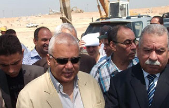 وزير الرى من أسيوط: قضية سد النهضة أهم أولويات الحكومة