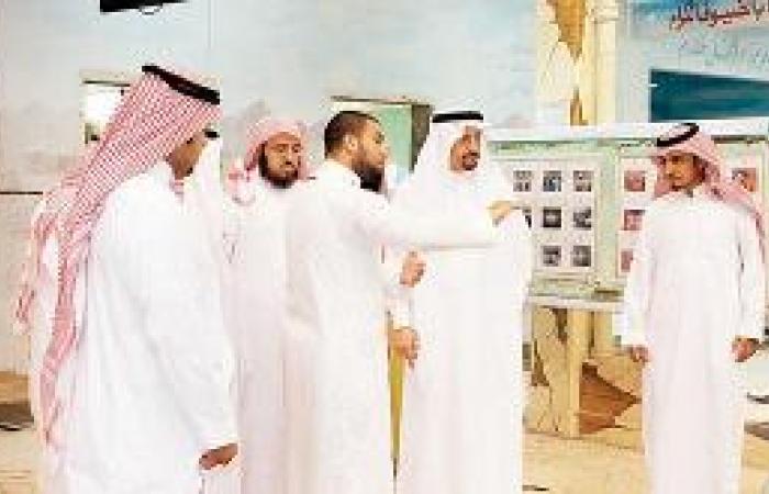 آل الشيخ يقف على مشاريع الصيانة والتأهيل في المنشآت  التعليمية