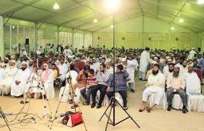 «هداية تيوب» تساهم في إسلام 249 شخصا في مخيم الخبر