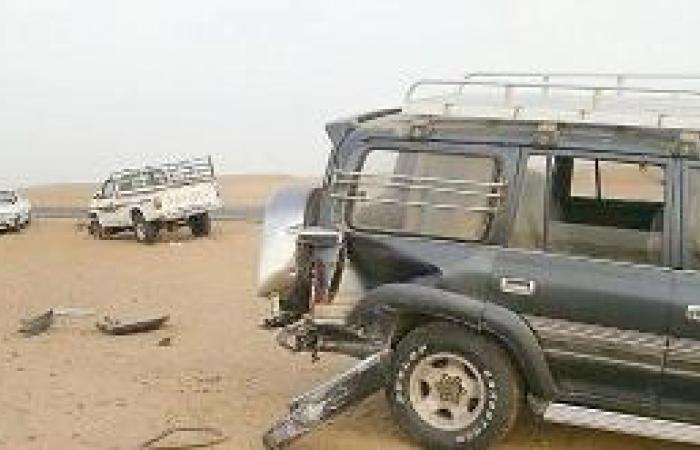 الرمال الزاحفة تحاصر «البيشية»