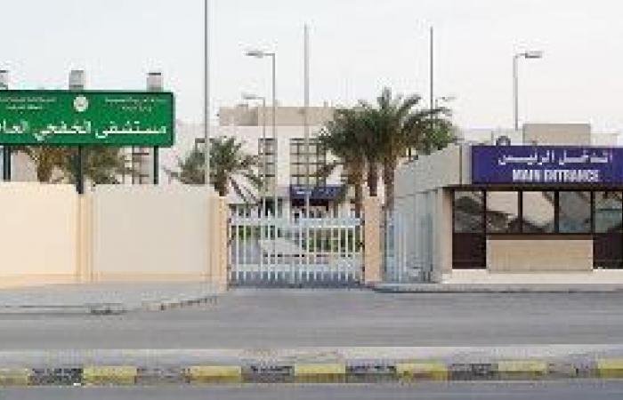 الصالحي يوجه بسرعة تجهيز مبنى الطوارئ والإنعاش في مستشفى الخفجي