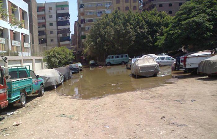 رفع 120 طن قمامة بحملة مكبرة بمدينة شبرا الخيمة