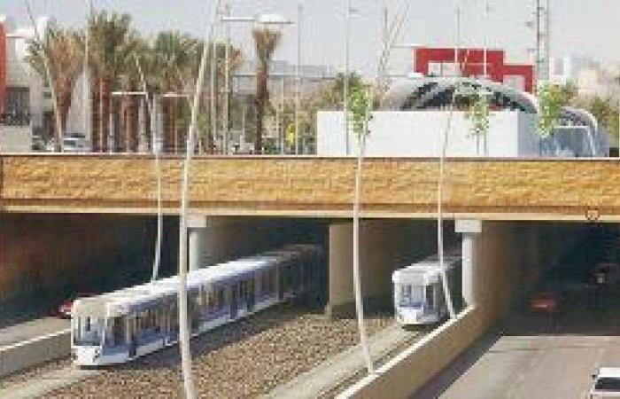 تصميم شبكة قطارات بتقنيات متطورة وتشغيل أوتوماتيكي بدون سائق