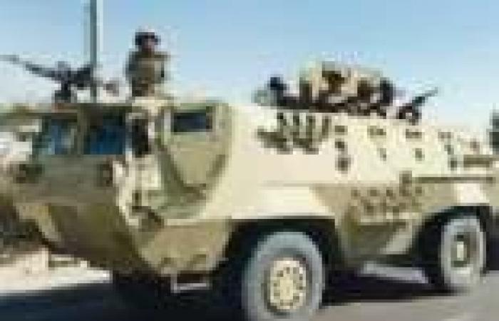 سيناء: الجيش يحاصر الإرهاب بـ«الكماشة».. ويعتقل 30 مسلحاً بينهم 6 حمساويين