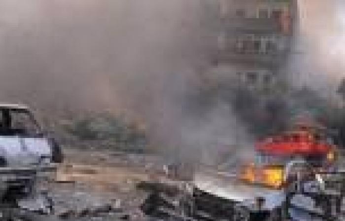 بالفيديو.. الصور الأولي لانفجاري طرابلس شمالي لبنان
