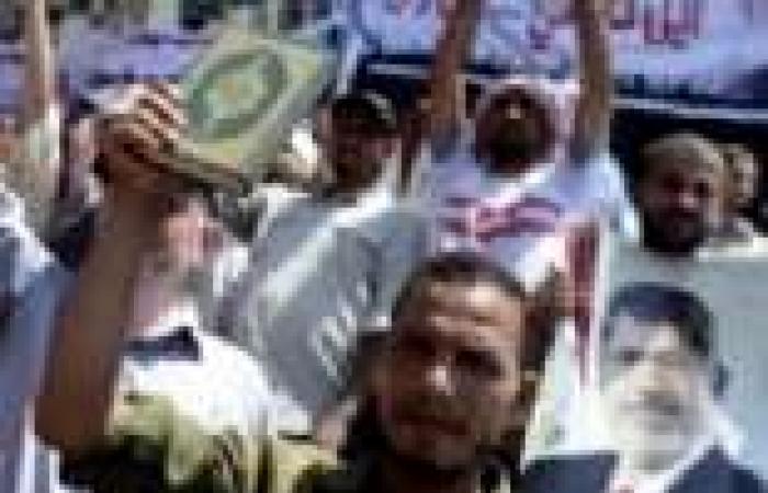إسلاميون يتظاهرون لإطلاق سراح ملتحٍ أردني ألقي القبض عليه في بورسعيد