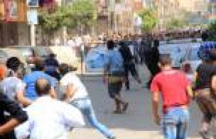 مقتل شخص وإصابة 29 في اشتباكات أنصار مرسي والأهالي في طنطا