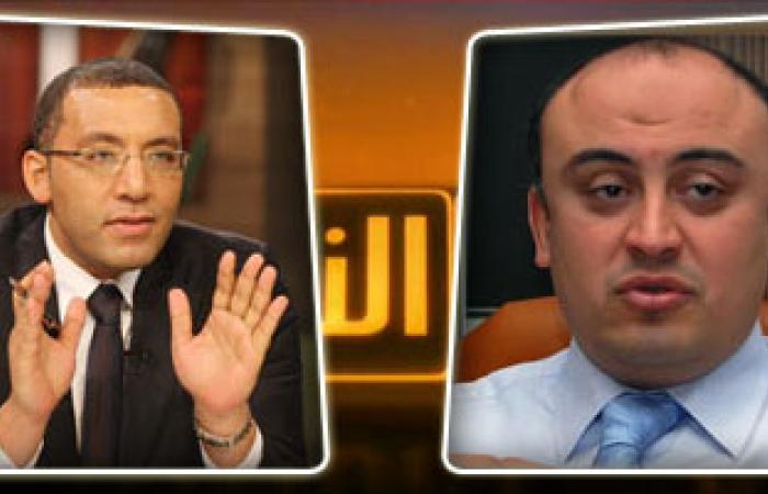 قناة النهار تعلن تضامنها مع خالد صلاح أمام شتائم مرتضى منصور
