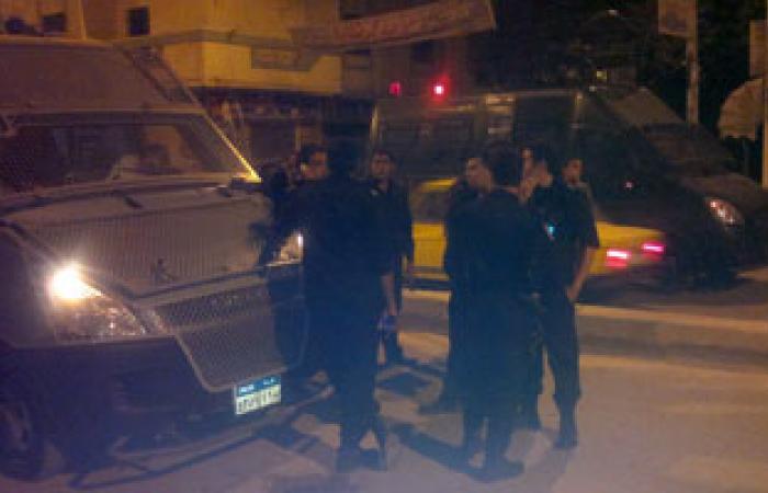 """بدء التحقيقات مع 11 متهماً فى أحداث قرية """"صفط اللبن"""" بالمنيا"""