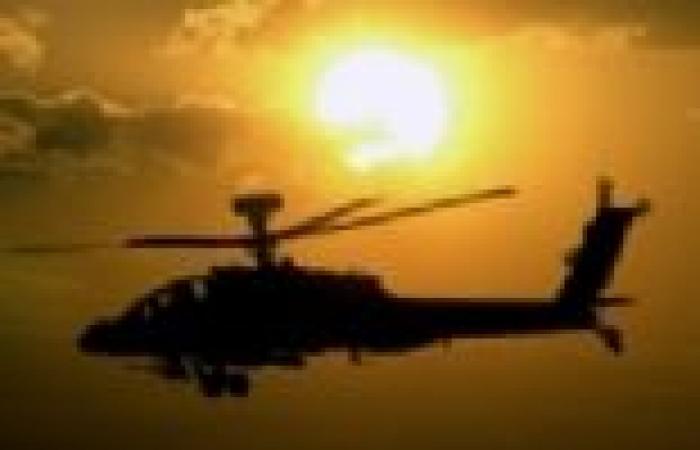 قوات الجيش تستقدم طائرة لتطويق قرية دلجا
