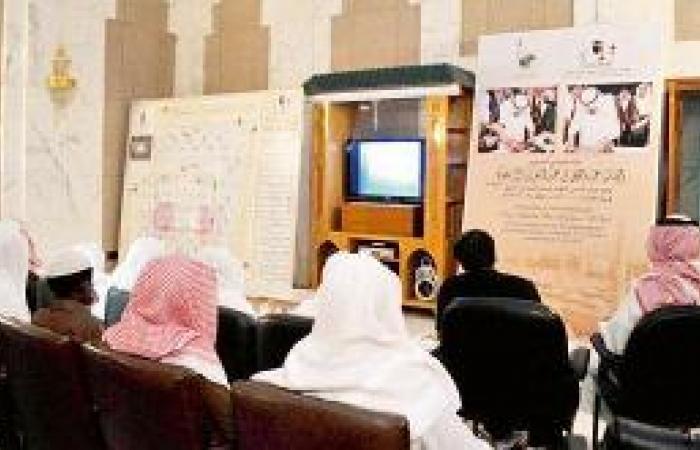 معرض عمارة المسجد النبوي الشريف يحكي التوسعات عبر التاريخ