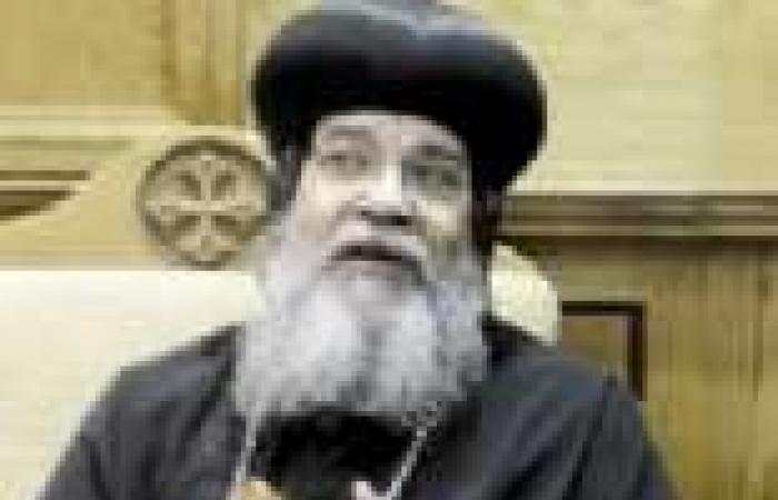 الأنبا مكاريوس أسقف المنيا: «يا رب اغفر لهم لأنهم لا يدركون ما يفعلون»