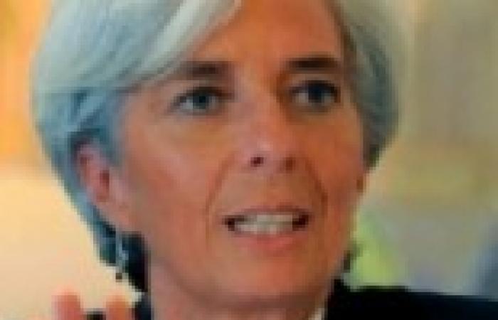 لاجارد: الظروف لم تسنح لاستئناف المفاوضات مع مصر حول خطة المساعدة
