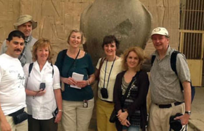 المكتب السياحى المصرى فى برلين يطلق مبادرة لتشجيع السياحة الألمانية