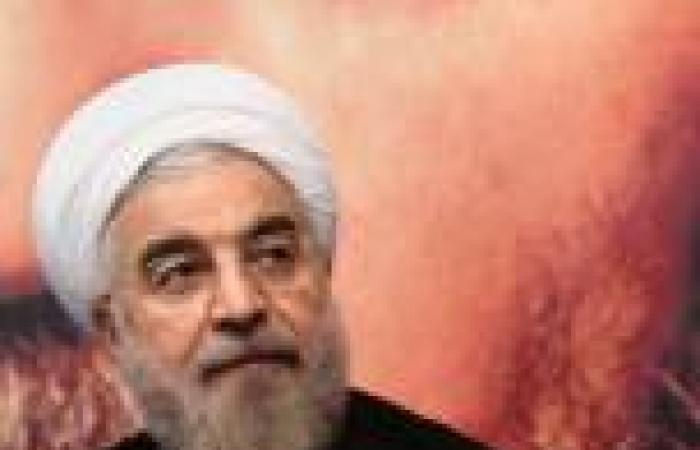الرئيس الإيراني يدين استخدام الأسلحة الكيميائية في سوريا