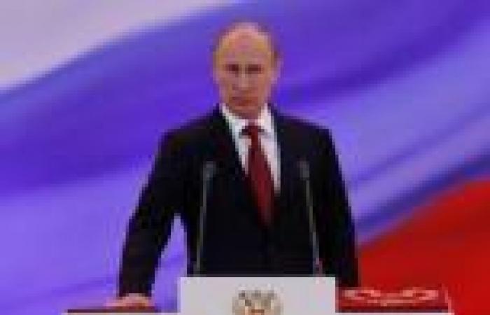 «بوتين» يصدر مرسومًا بحظر الاحتجاجات السياسية بأوليمبياد «سوتشي» 2014