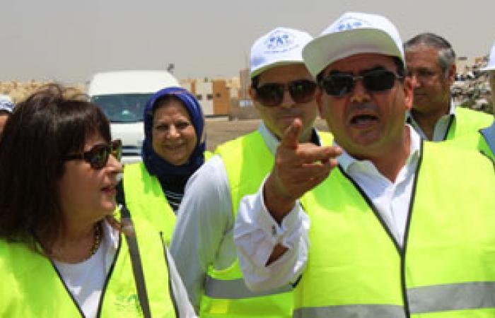 وزيرة البيئة: قطاع المحليات ليس لديه الخبرة الكافية لإدارة قطاع المخلفات