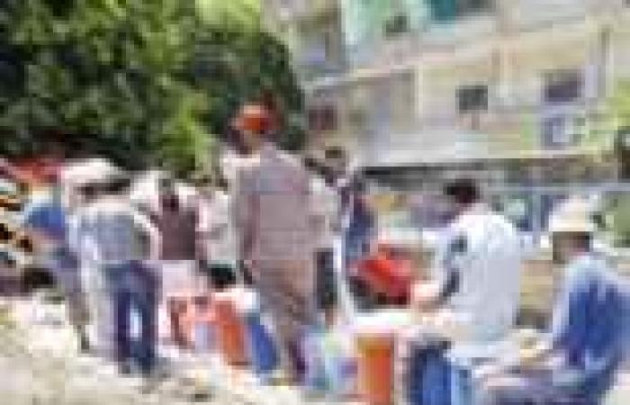 انقطاع المياه بقرية بني مر في أسيوط لليوم الثالث على التوالي