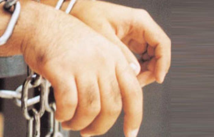 """حبس شخصين متهمين فى أحداث العنف التى شهدتها """" صفط اللبن"""" بالمنيا"""