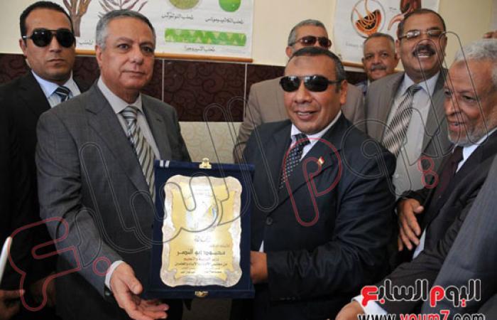 بالصور.. وزير التعليم يفتتح مدرستين بالإسكندرية بتكلفة 6.7 مليون جنيه