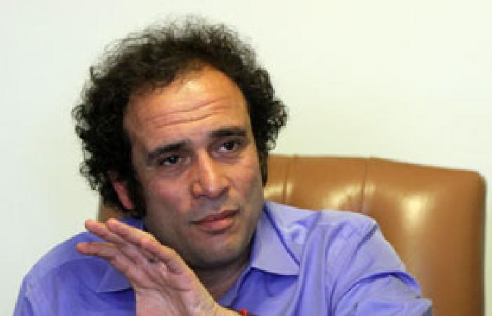 عمرو حمزاوى: اعتصام رابعة لم يكن سلميا وشكل تهديدا للأمن القومى