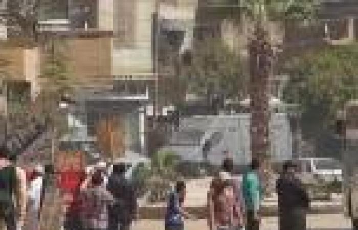 بالفيديو.. أنصار مرسي يعتدون بالضرب على نائب مأمور «طامية» بالفيوم