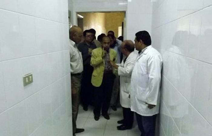 بالصور.. جولة ميدانية لمحافظ الفيوم بمركز ومدينة سنورس