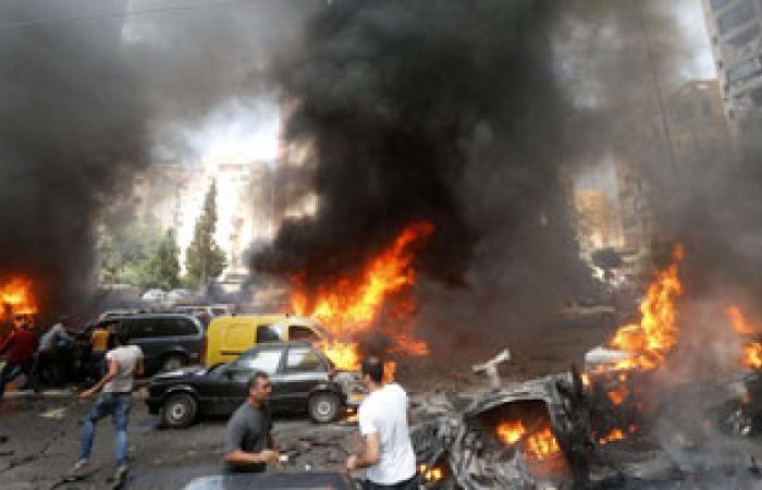 مقتل وإصابة 20 شخصا فى انفجار سيارة مفخخة جنوب بغداد