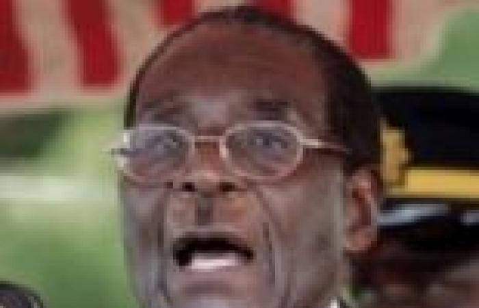 موجابي يهدد بطرد الشركات الأجنبية من زيمبابوي