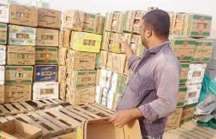 أحواش الكراتين المستعملة تنافس تجارة السكراب